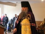 Архипастырский визит на Архиерейское подворье бывшего Николо-Тихвинского женского монастыря поселка Пятницкое
