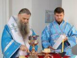 Епископ Савва совершил Божественную литургию в праздник Покрова Пресвятой Богородицы