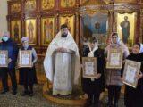 Вручение архиерейских грамот в Свято-Троицком кафедральном соборе г. Алексеевка