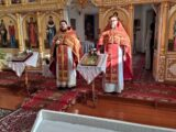 В селе Старое Уколово отметили престольный праздник