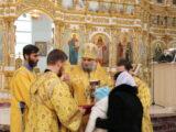 Воскресная архиерейская литургия в Неделю 21-ю по Пятидесятнице