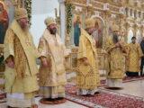 Епископ Валуйский и Алексеевский Савва молитвенно отпраздновал пятилетие со дня своей архиерейской хиротонии