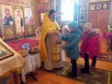 В Красненском благочинии вручили сладкие подарки детям по случаю дня празднования святителя Николая Чудотворца