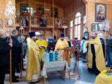 Престольный праздник в селе Айдар