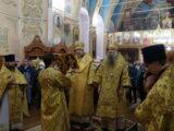 Престольное торжество Никольского храма города Валуйки