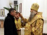 Всенощное бдение в Свято-Николаевском соборе г. Валуйки