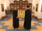 Дар для храма Рождества Христова села Лесное Уколово