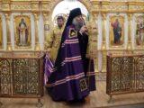 Архиерейская Божественная Литургия в соборе Покрова Пресвятой Богородицы г. Бирюч