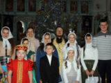Праздник Рождества Христова в Покровском храме с. Иловка