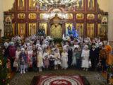 Рождественский утренник в Свято-Троицком кафедральном соборе города Алексеевка