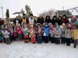 Преосвященнейший епископ Савва с архипастырским визитом посетил Центр развития ребенка-детский сад «Радуга» п. Вейделевка