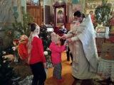 Рождественский праздник в Свято-Ильинском храме с. Красное