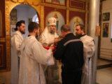 Архиерейская Божественная литургия в ИК №4 г. Алексеевка