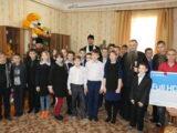 Преосвященнейший епископ Савва посетил с архипастырским визитом Валуйскую общеобразовательную школу-интернат №1
