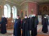 Собрание духовенства Красненского благочиния