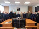 В Валуйках прошло совещание руководителей отделов по взаимодействию с казачеством Белгородской и Валуйской епархий и атаманов казачьих обществ