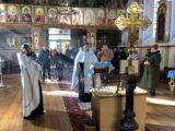 В храме святителя Николая Чудотворца г. Валуйки была отслужена панихида в память о погибших воинах-интернационалистах
