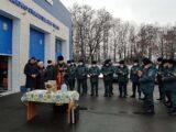 В Бирюче состоялось освящение нового здания пожарно-спасательной части МЧС