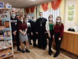 На приходе святой княгини Ольги села Зенино прошли встречи и занятия, приуроченные к Дню Православной книги.