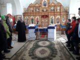 Храм Рождества Пресвятой Богородицы села Жуково посетили учащиеся местной школы
