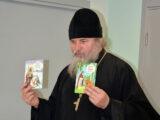 Благочинный приходов Алексеевского округа посетил Детский сад №2 г. Алексеевки
