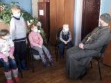 Православный лекторий с настоятелем Свято-Духовского храма cела Камызино