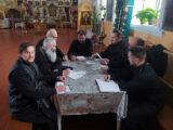 В Волоконовском благочинии состоялось собрание духовенства