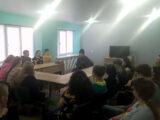 Священник встретился и провел беседу со студентами Бирючанского техникума