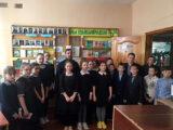 Встреча со священником в Афанасьевской средней школе