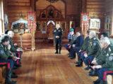 В храме Рождества Христова с. Рождествено состоялся Сход представителей казачества СКР