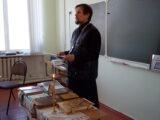 В преддверии празднования Дня православной книги, в Грушевской средней школе состоялся православный урок