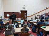 """Благочинный приходов Алексеевского округа провел открытый урок на тему """"Книга в нашей жизни"""""""