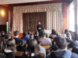 Беседа со школьниками о Великом посте и Воскресении Христовом в Стрелецкой школе