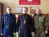 Духовник казачьих обществ Волоконовского района провел рабочую встречу с представителями казачьих обществ находящихся на территории района