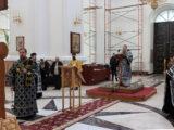Пассия в Свято-Николаевском кафедральном соборе г. Валуйки