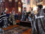Пассия в Свято-Троицком кафедральном соборе г. Алексеевка
