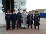 Атаманы и казаки Волоконовского района приняли участие в утреннем богослужении Великого понедельника