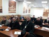 В I-ом Бирюченском благочинии прошли курсы по ведению бухгалтерского учета и формированию отчётности для приходов Валуйской епархии