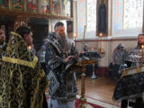 Епископ Савва совершил Пассию в храме святителя Николая Чудотворца города Валуйки