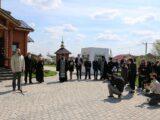 Памятный митинг посвященный 35-летию со дня трагедии на Чернобыльской АЭС прошел в п. Волоконовка