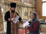 На приходах Валуйской епархии были распространены информационные листовке о празднике Благовещения подготовленные епархиальным миссионерским отделом
