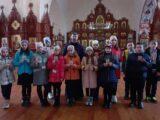 Учащиеся Камызинской средней школы посетили с экскурсией Свято-Троицкий кафедральный собор г. Алексеевка