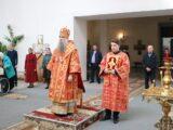 В Понедельник Светлой седмицы Преосвященнейший епископ Савва совершил Божественную Литургию в соборе Покрова Пресвятой Богородицы г. Бирюч