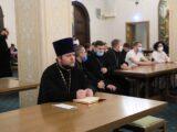 Представитель Валуйской епархии принял участие во встрече с председателем Синодального отдела по взаимоотношениям Церкви с обществом и СМИ В.Р. Легойдой