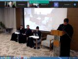 Руководитель Миссионерского отдела Валуйской епархии в формате видеоконференции принял участие в VI Всецерковном съезде епархиальных миссионеров, который состоялся в Москве