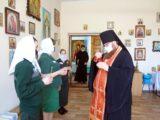 В Исправительном учреждении № 9 г. Валуйки проведены мероприятия, приуроченные к празднику Пасхи Христовой