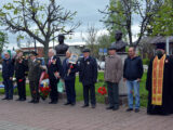 Памятный митинг в честь 76-й годовщины Дня Великой Победы в селе Красное