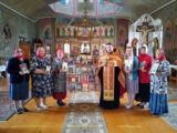 Выставка в Свято-Ильинском храме села Красное к Дню славянской письменности и культуры