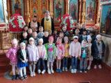 Воспитанники старшей группы Детского сада №2 г. Алексеевка посетили храм святого благоверного князя Александра Невского