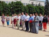 День памяти и скорби в Бирюче